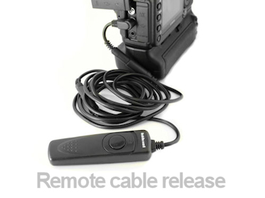 image of a cable release.