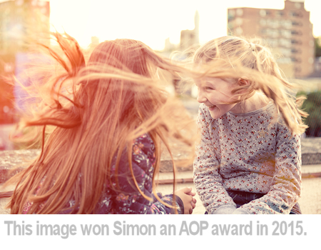 Simon won an AOP award with this image in 2015.
